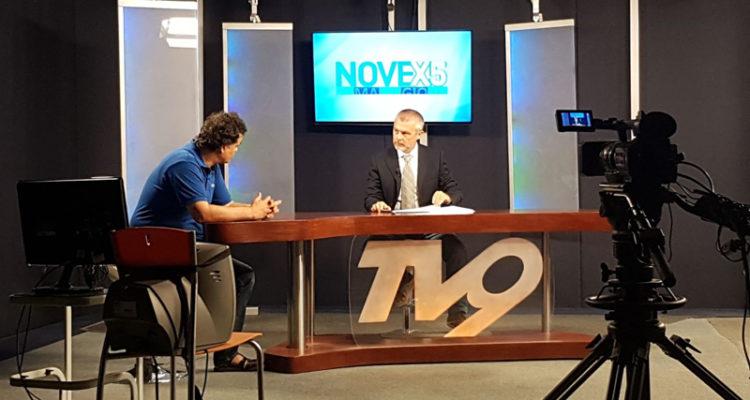 Intervista a TV9