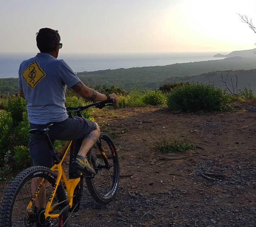 Fotografia e-bike Hakuna Matata, Evento InMongolfiera 2019