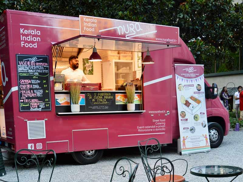 Nura food truck